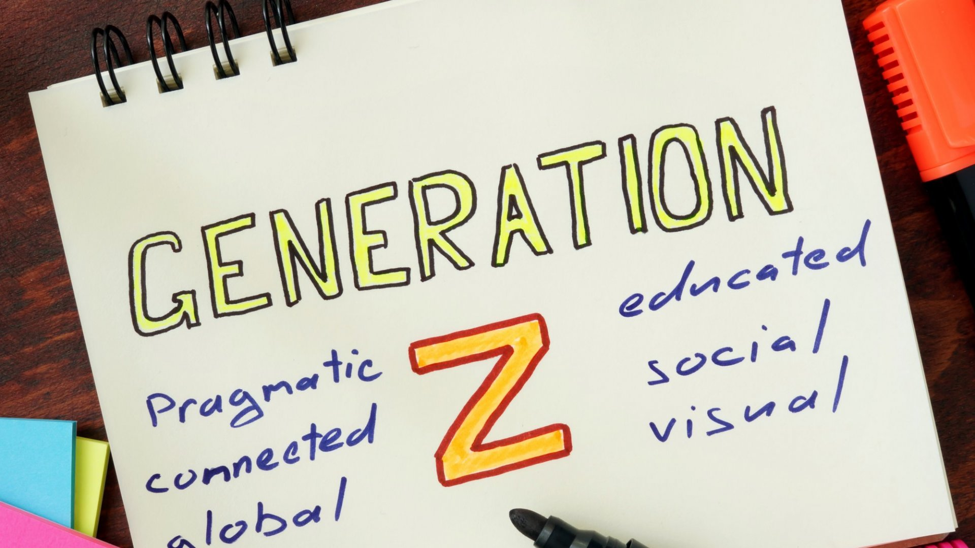 <b>Millennials Are Old News: What Do Gen Z Workers Want?</b>
