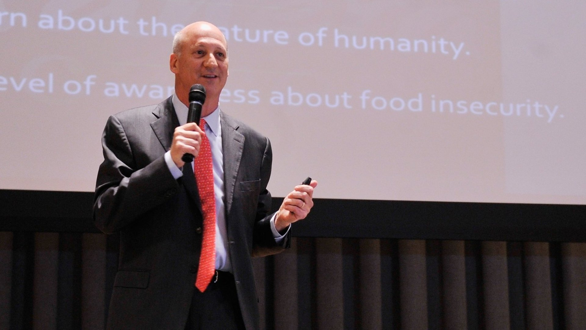 How Panera's CEO Keeps It Real