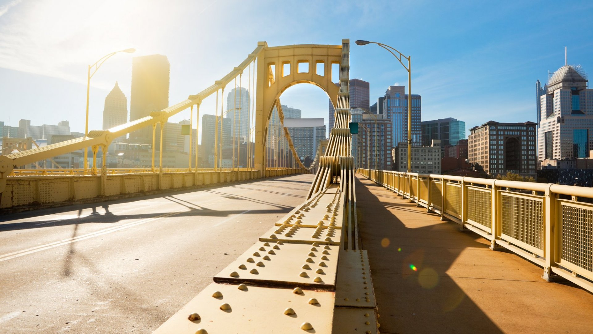 Why Pittsburgh Is the Next Best Startup City in America