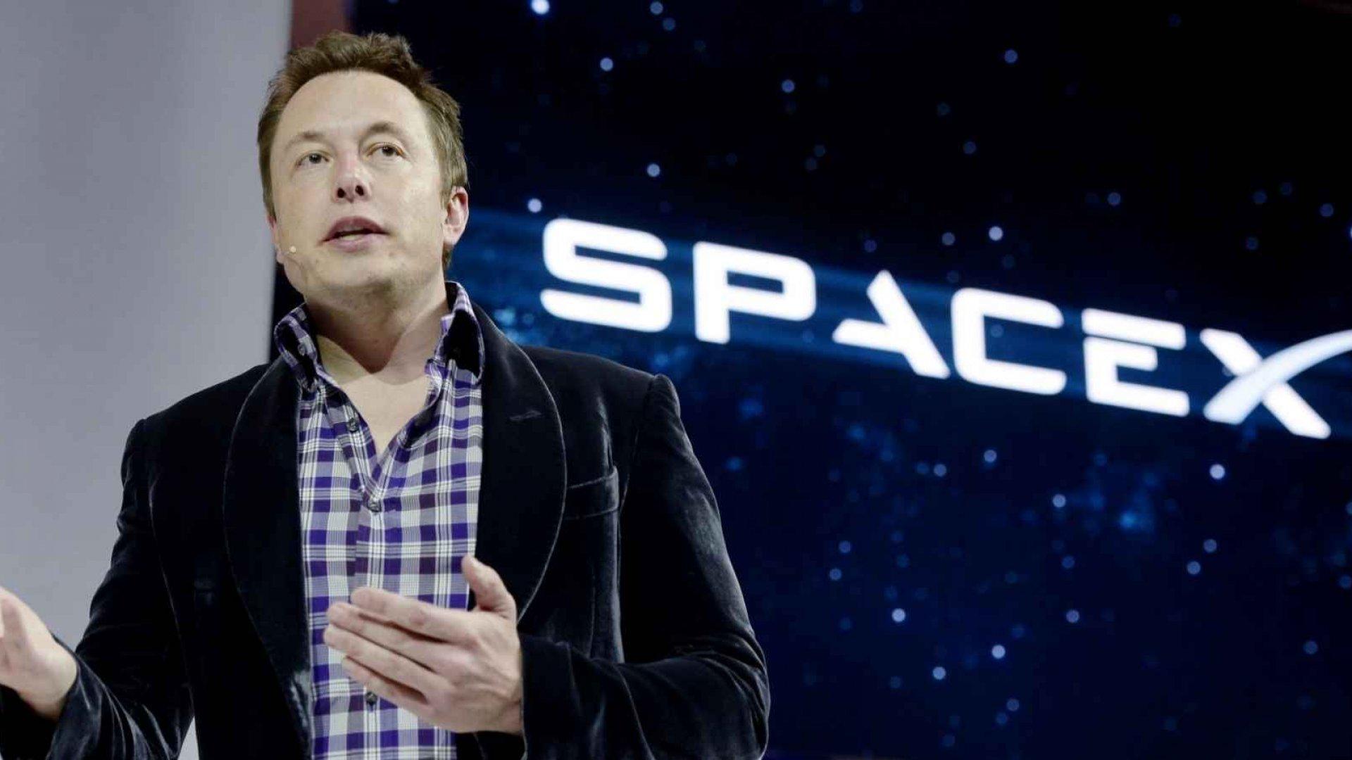 Elon Musk's Unexpected Secret for Pushing Through Fear
