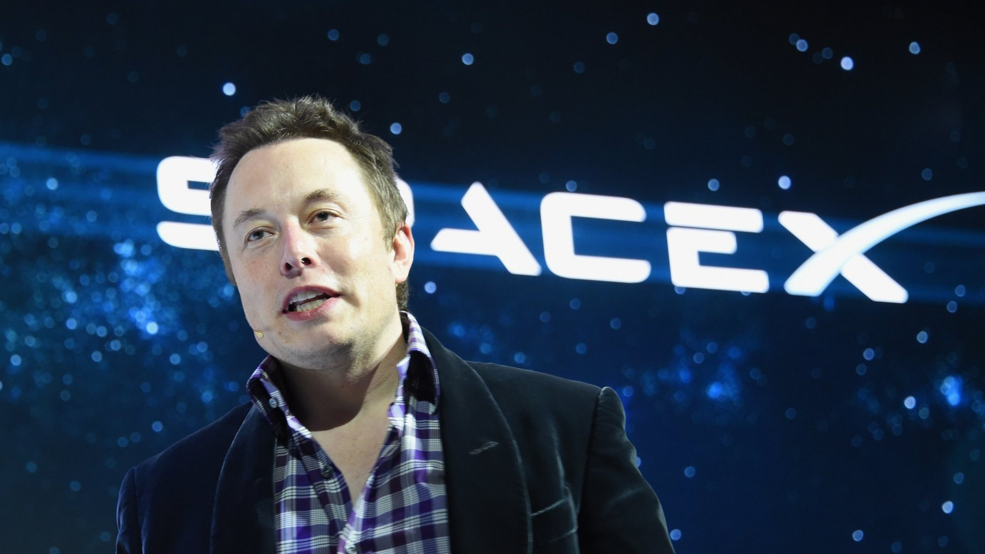 Did Elon Musk Really Just Say He's Goingto Put a Tesla in Orbit Around Mars?