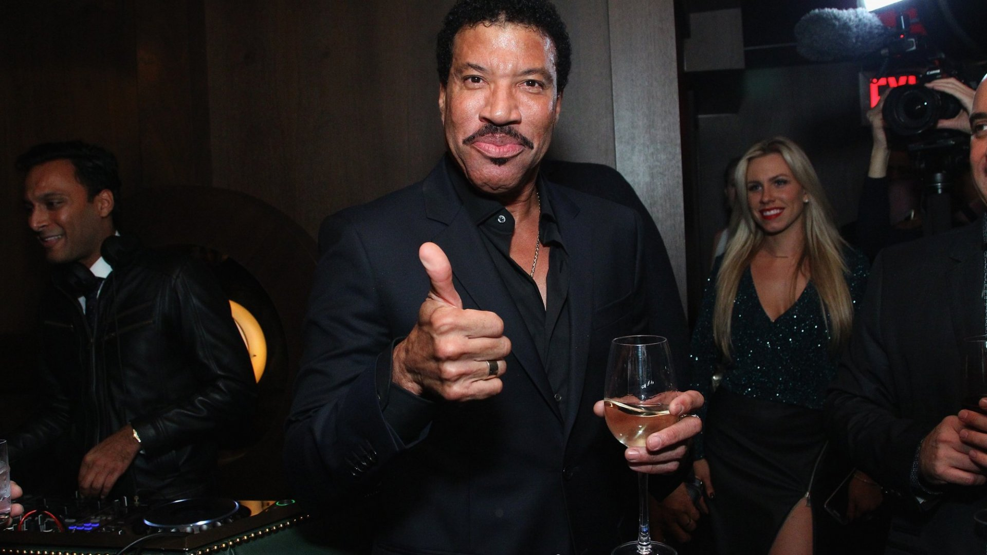 Lionel Richie's TopAdvice On Taking Risks