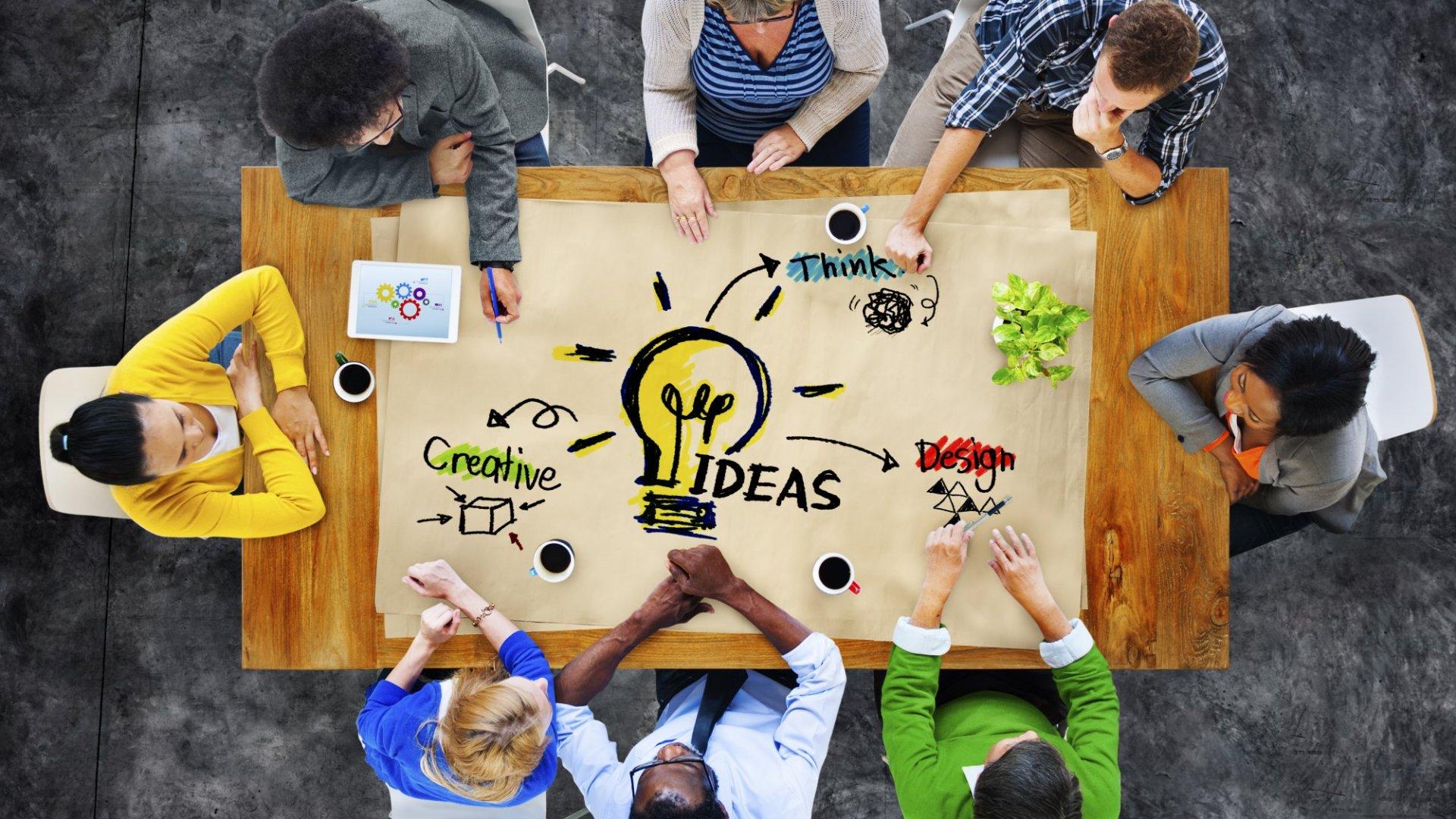 Millennials spark ideas