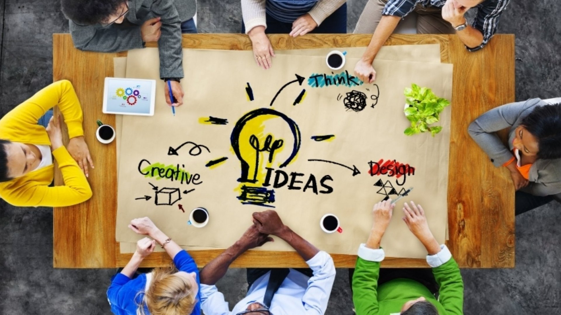 5 Ways to Transform Brilliant Creative Ideas Into Reality