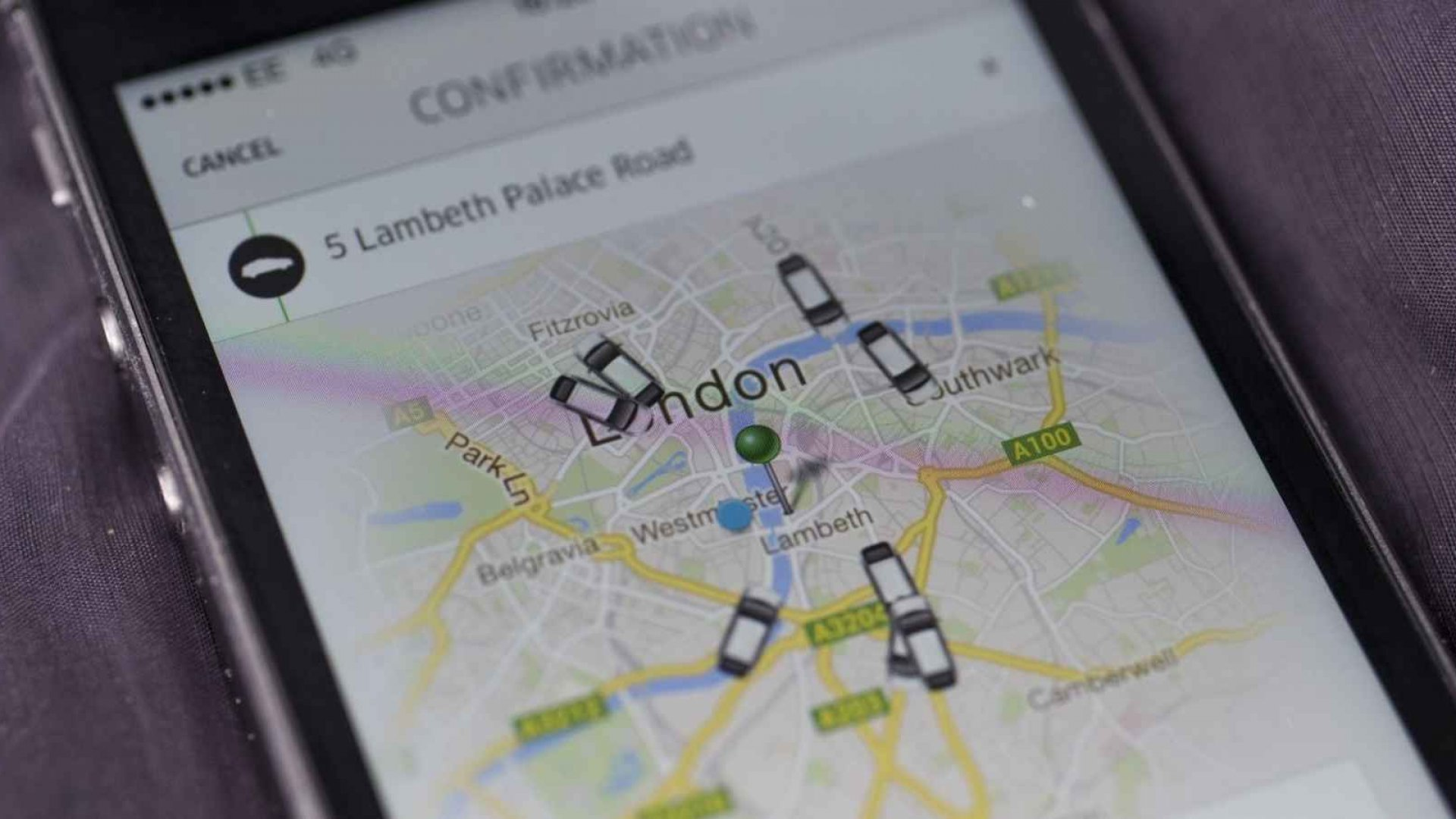 Uber Will Spend $500 Million to Stop Using Google Maps