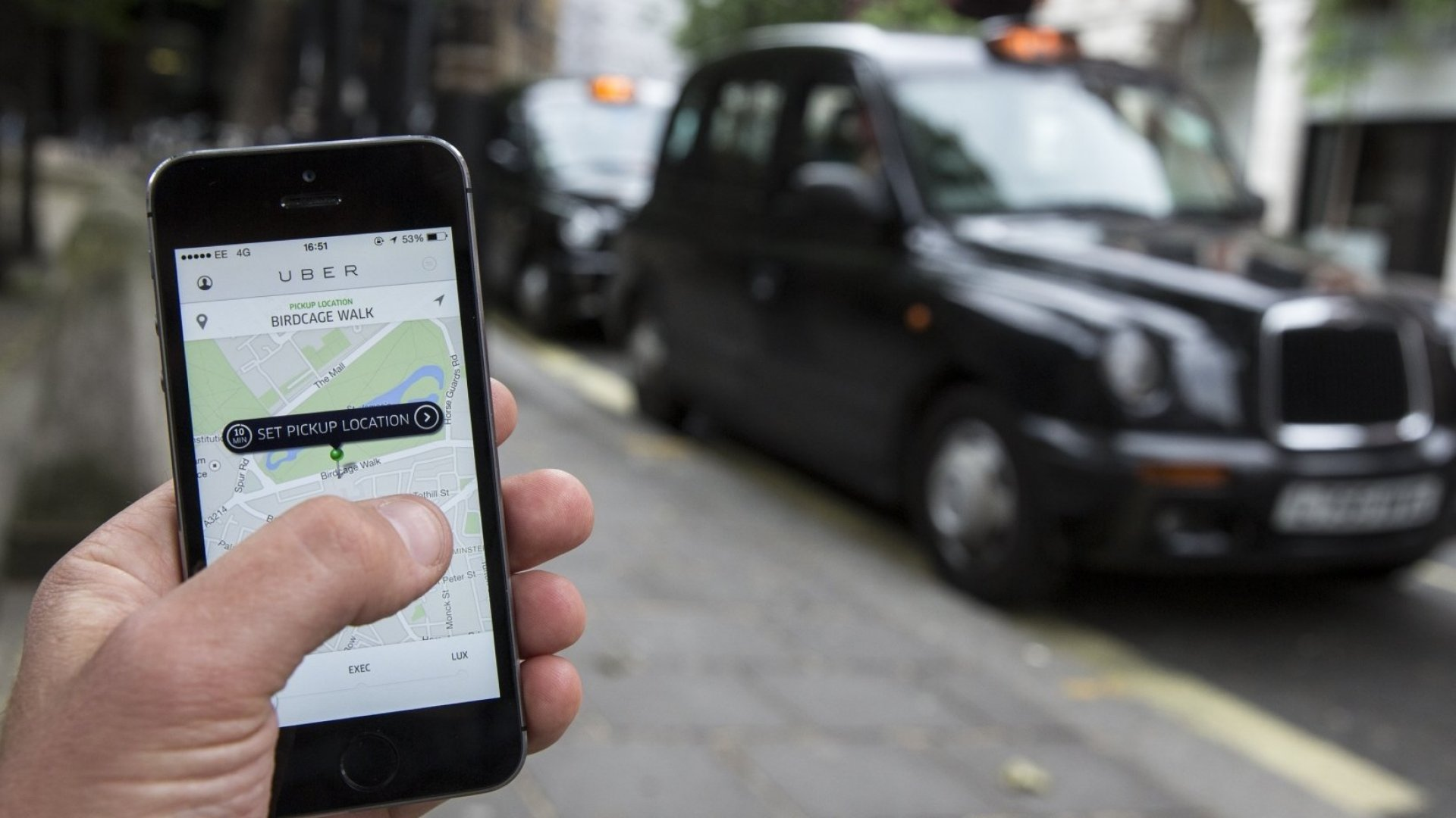 Uber Is a Taxi Company, Not a Tech Business Says EU Top Court