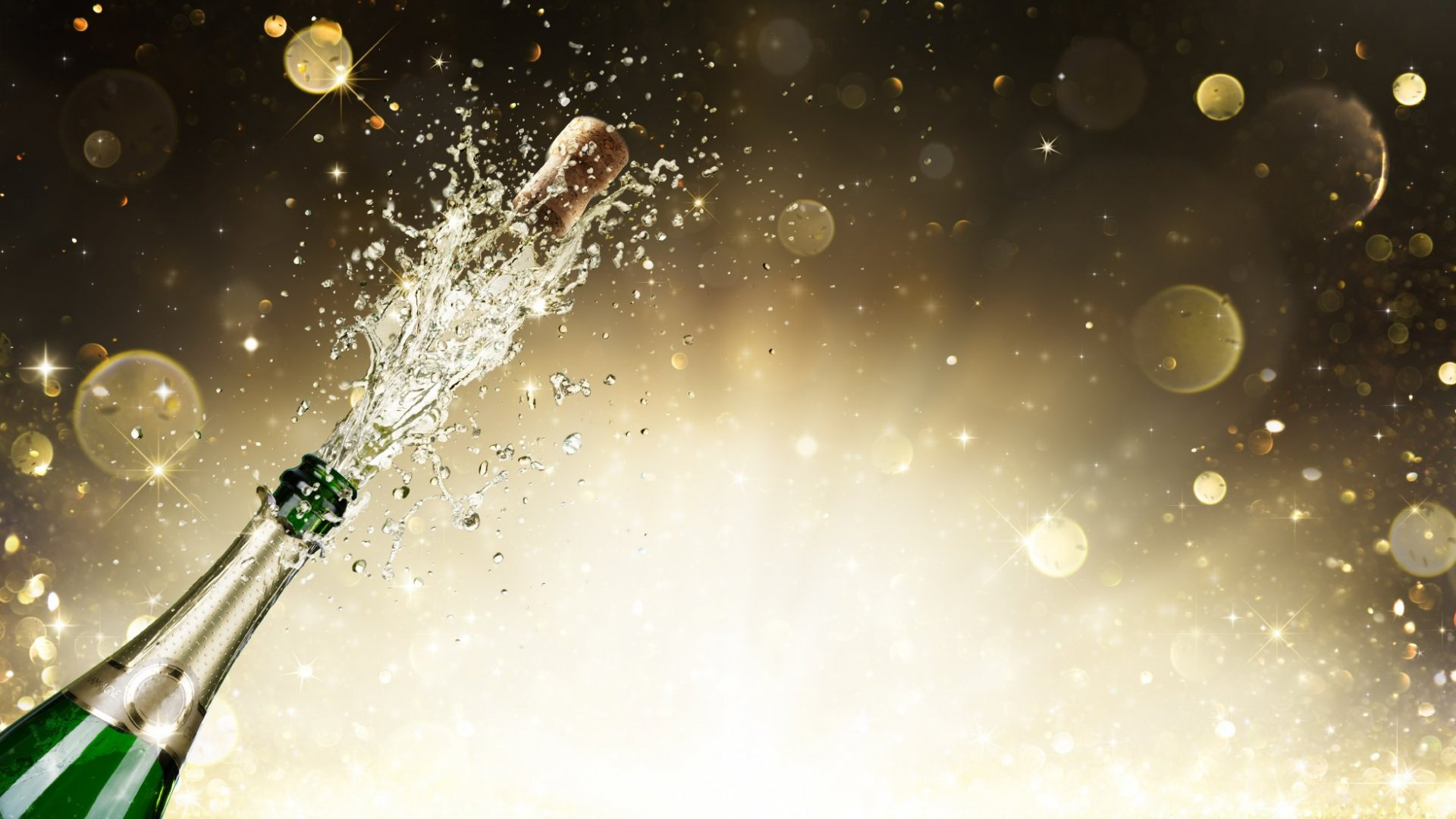 Champagne Adds Sparkle to Any Business Dinner