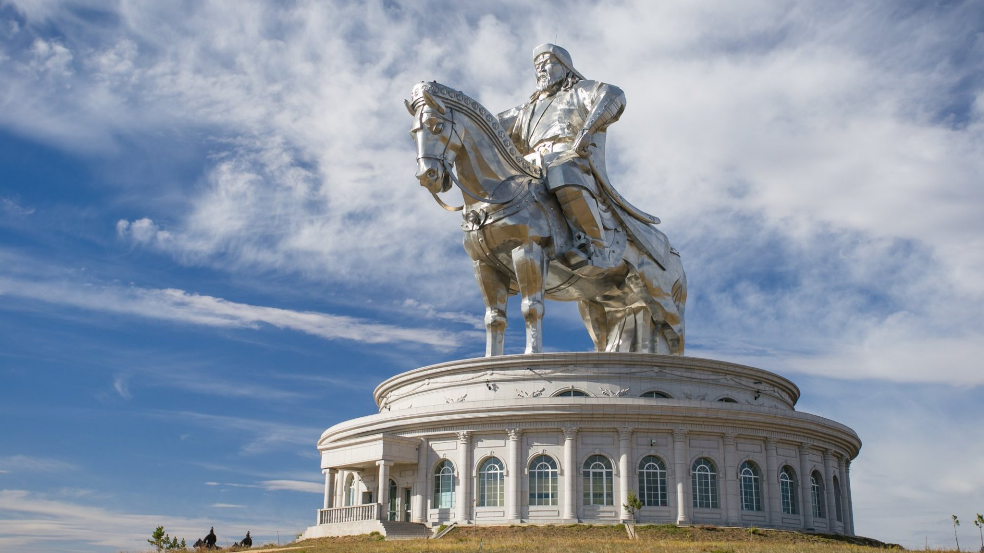 Genghis Khan's 3 Strategies For Success Could Change Your Life Immediately