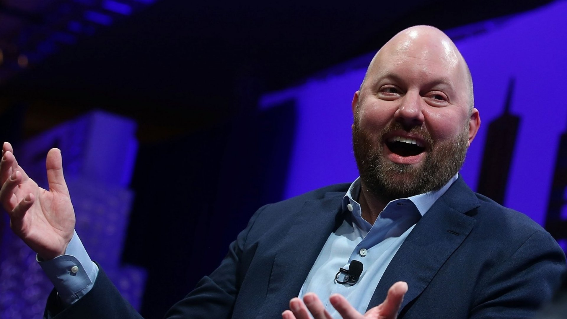 Marc Andreessen: Heath Care and Construction Will 'Eat the Economy'
