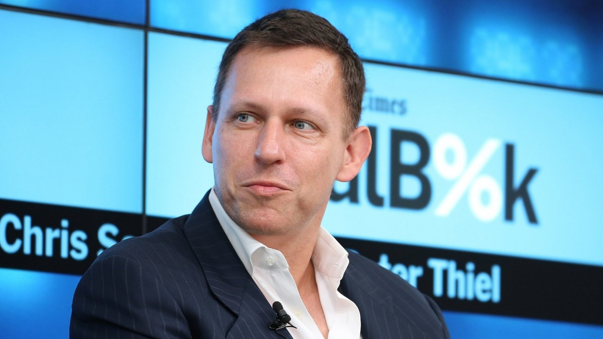 This Peter Thiel-Backed Startup's New $1 Billion Fund Will Let Your Employees Cash Out Before an IPO