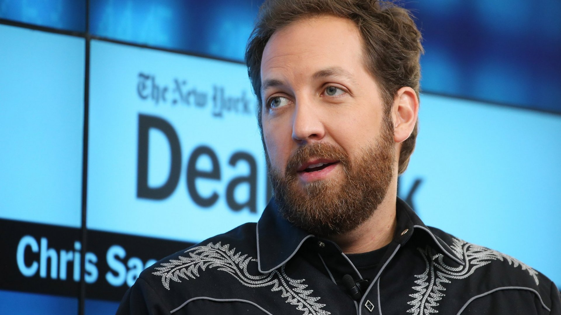 Chris Sacca: If You're 100 Percent Mentally Healthy, You Shouldn't Be an Entrepreneur