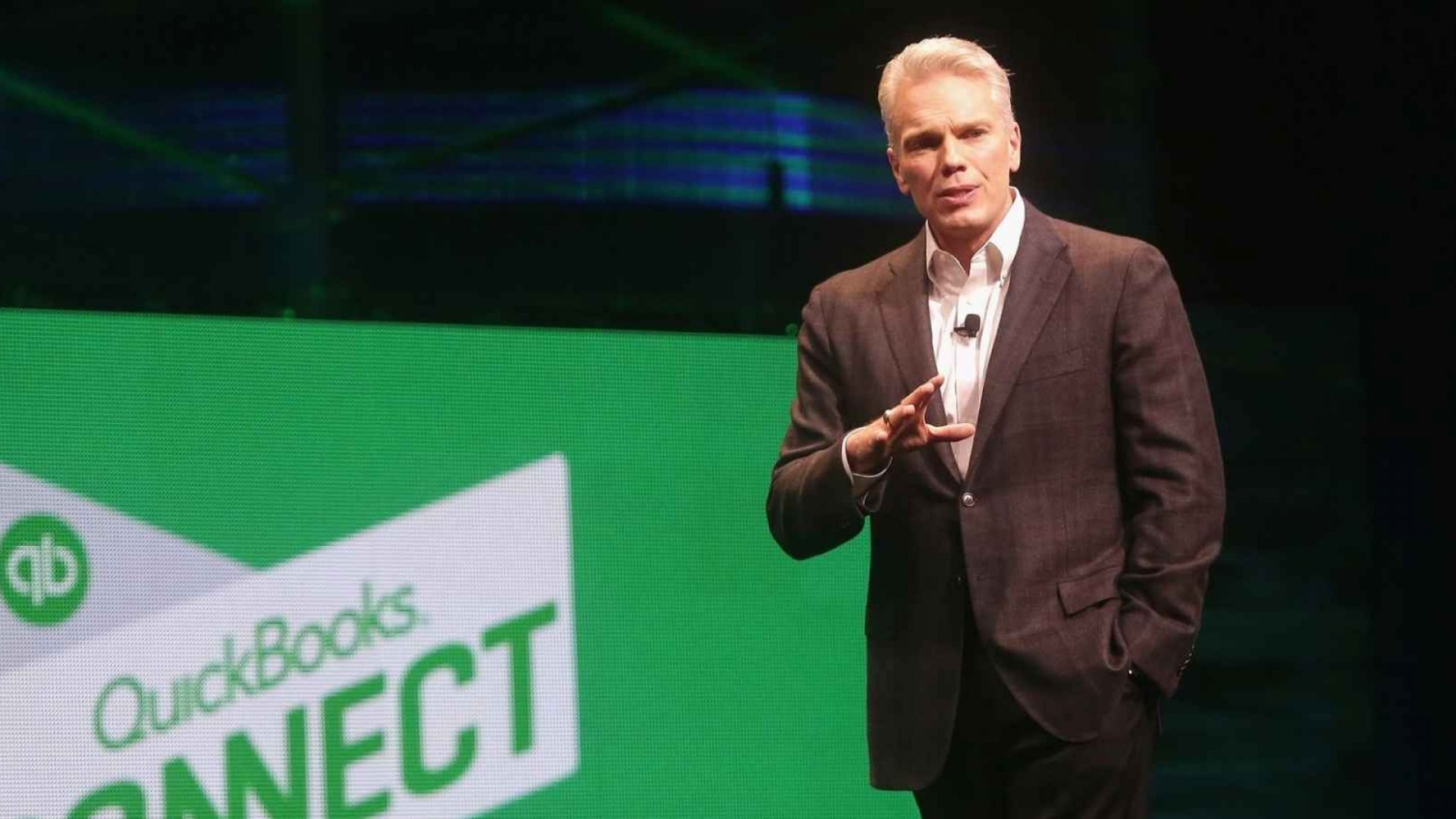 Intuit CEO Brad Smith's Surprising Advice for Every Entrepreneur