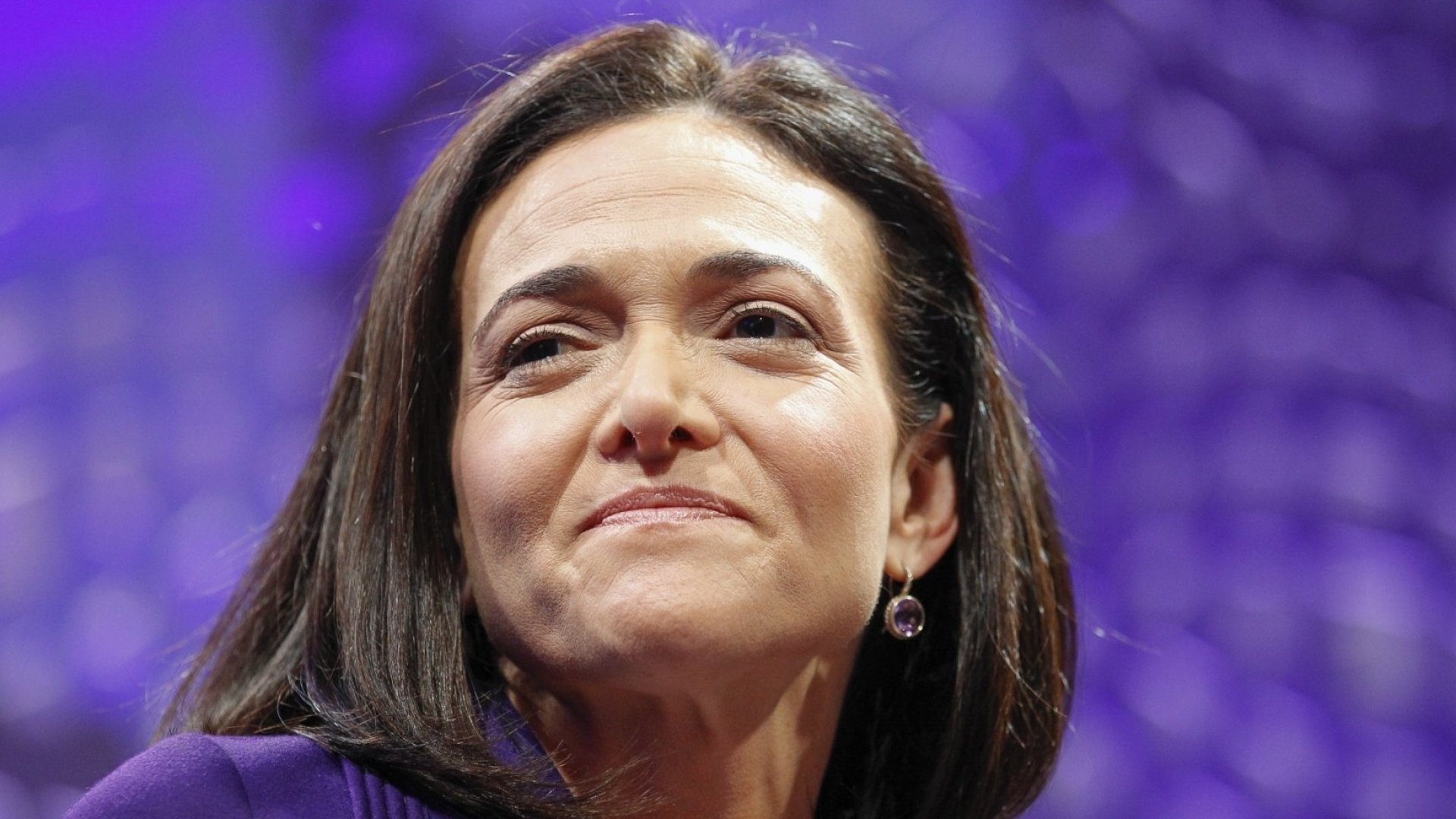 Sheryl Sandberg Just Showed Off Her 3-Step Process to Handling a Tough Interview