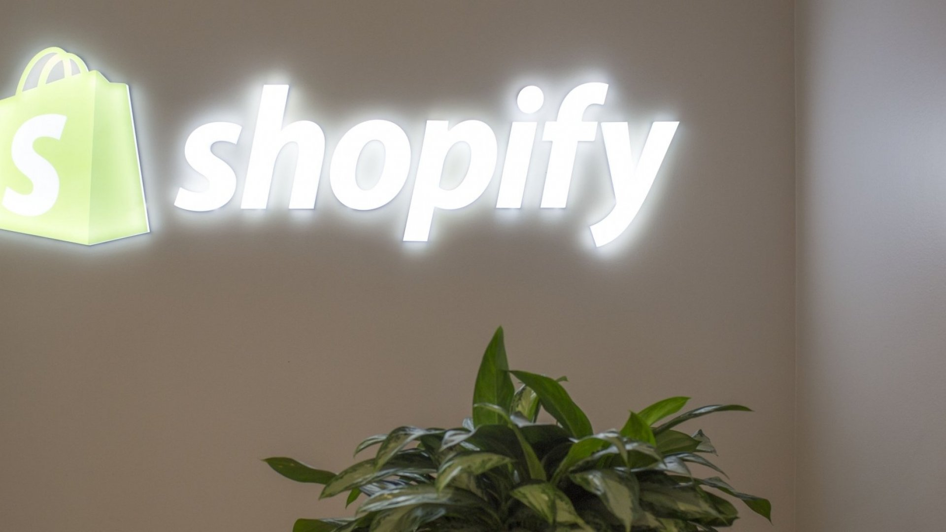 Shopify Reports First Quarter Loss of $8.9 Million