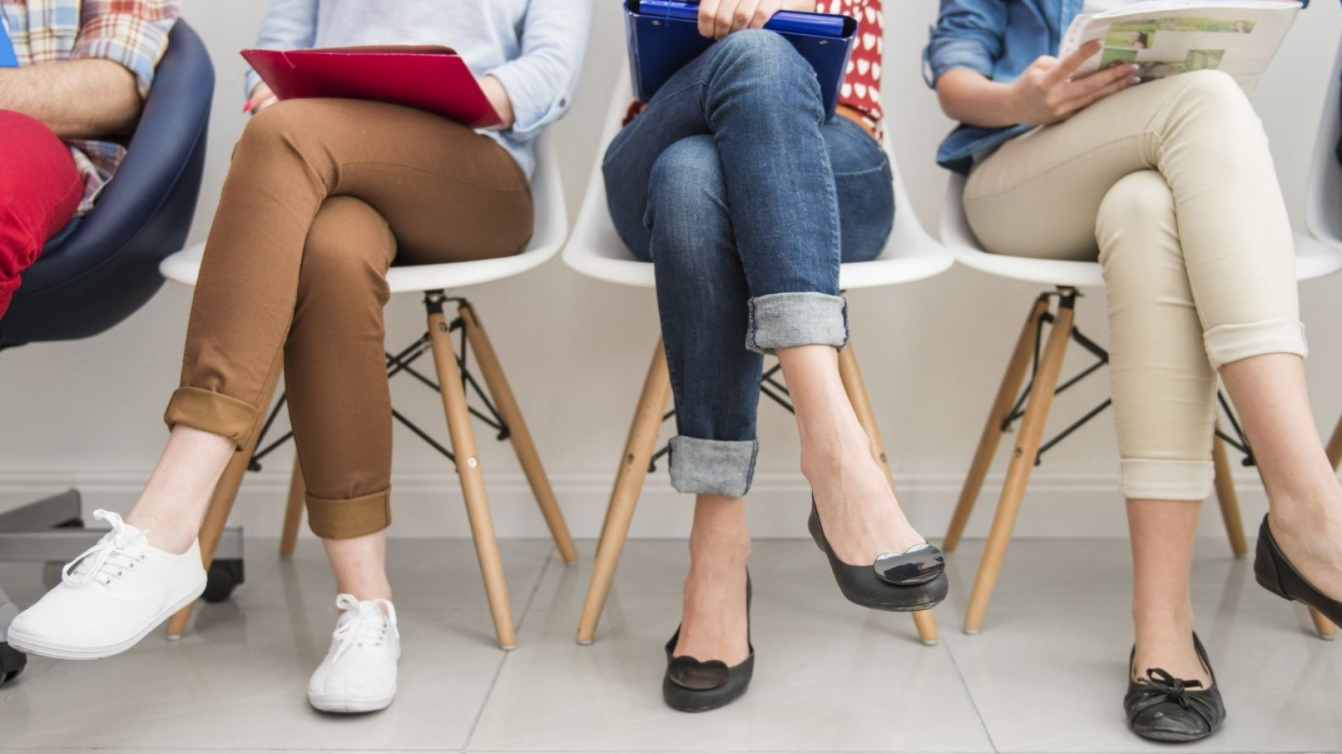 To Hire The Perfect Person For The Job, You Shouldn'tActuallyTalk About The Role