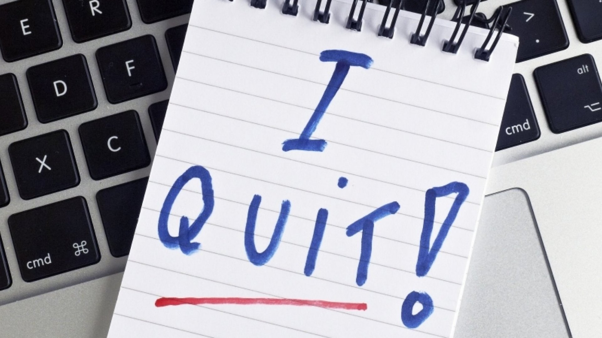 Why You Should Absolutely Never Quit Your Corporate Career