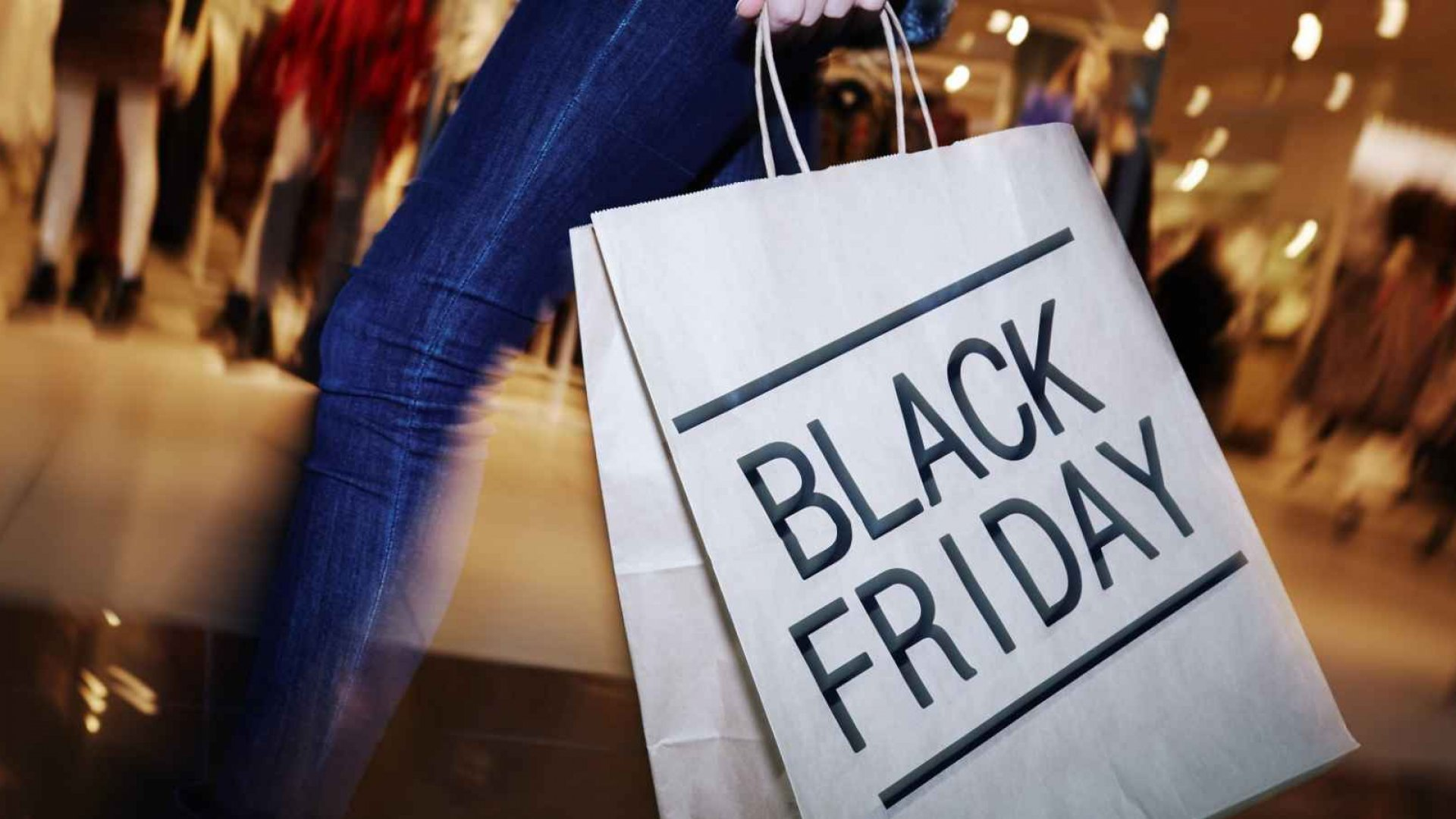 Why Psychology Says That You Should Come Up With a Game Plan Before You Start Black Friday Shopping