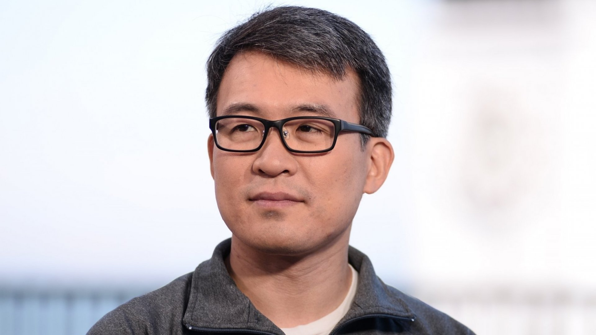 Fitbit co-founder and CEO James Park.