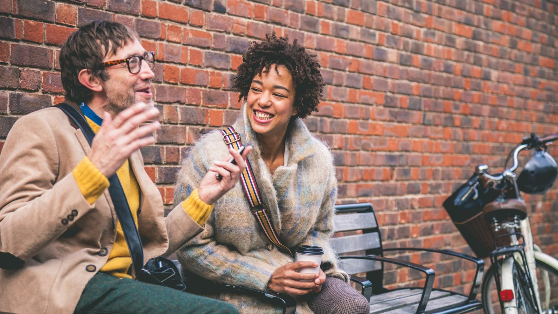Want to Be Great at Making Small Talk? Learn This 1 Simple Trick