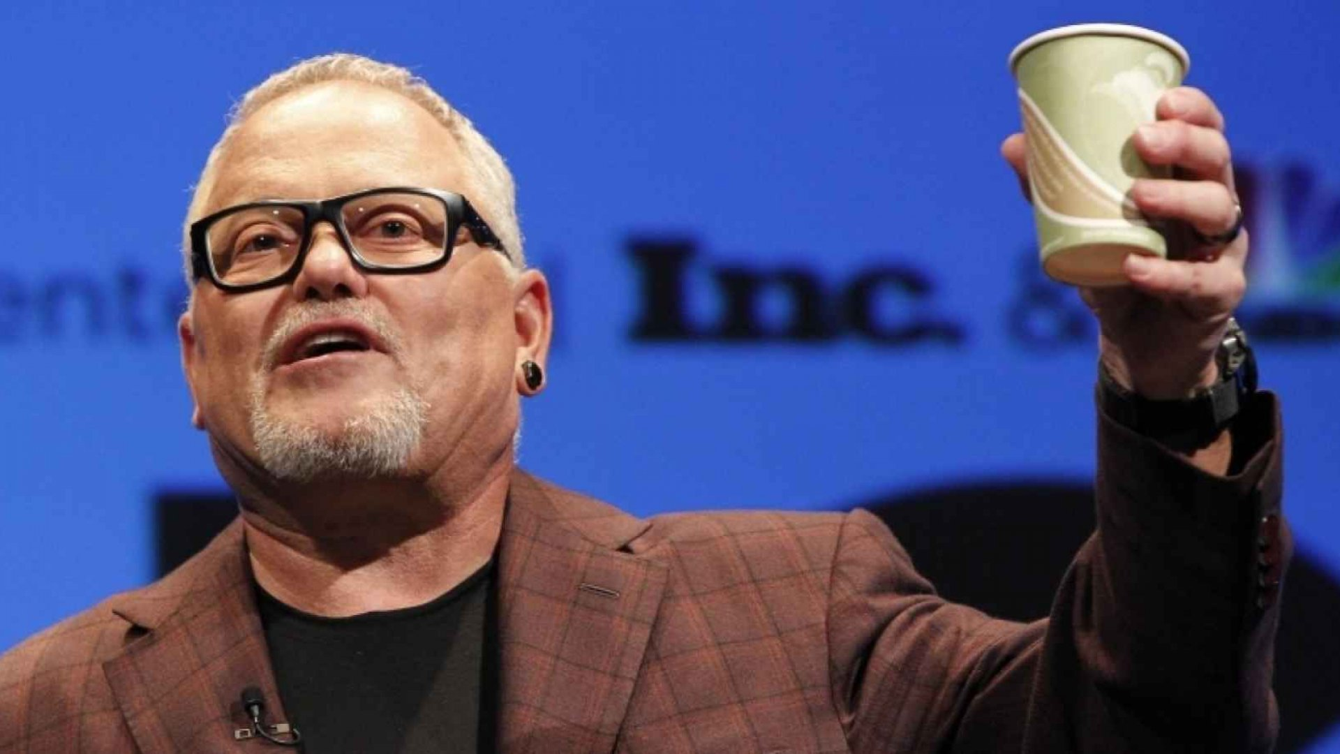 GoDaddy Founder Bob Parsons's 5 Tips for Business Success