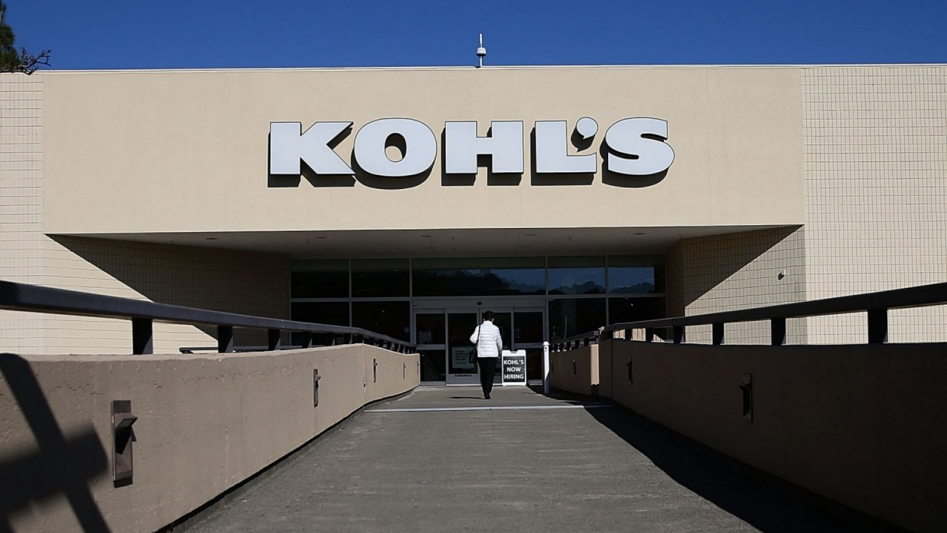 Kohl's and Amazon? Kohl's Just Made a Huge Announcement That May Change the Way We Shop Forever