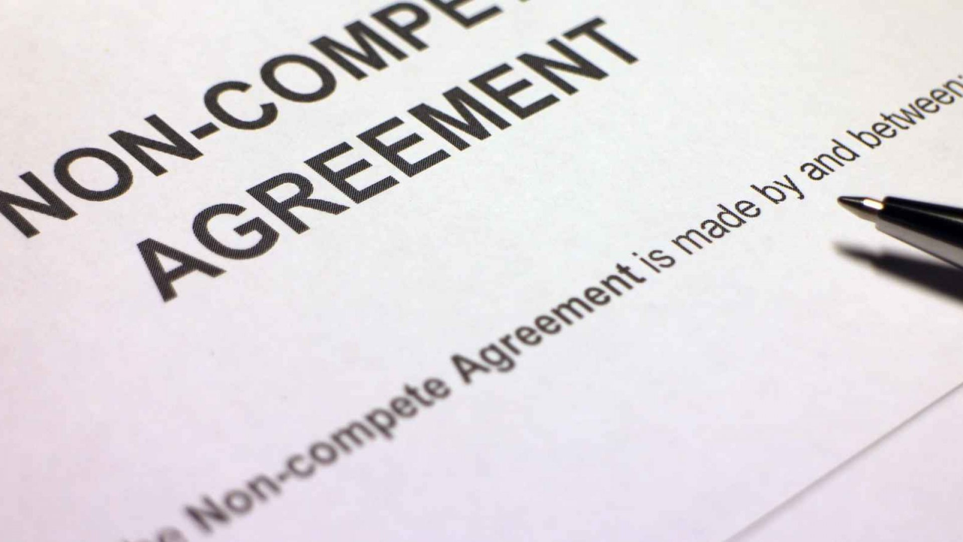 Employee Non-Compete Agreements Come Under Fire in New York