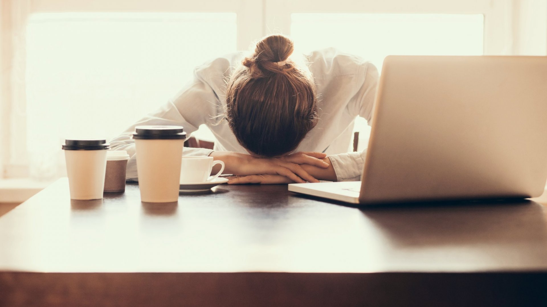 The Real Cost Of Startup Stress And What To Do About It