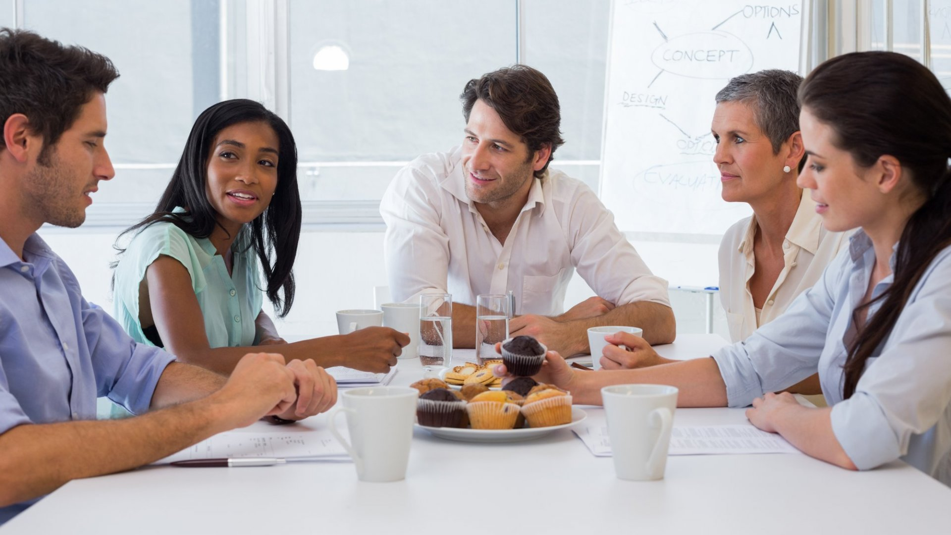 Women: Don't Bring Cupcakes to Work When You're New on the Job