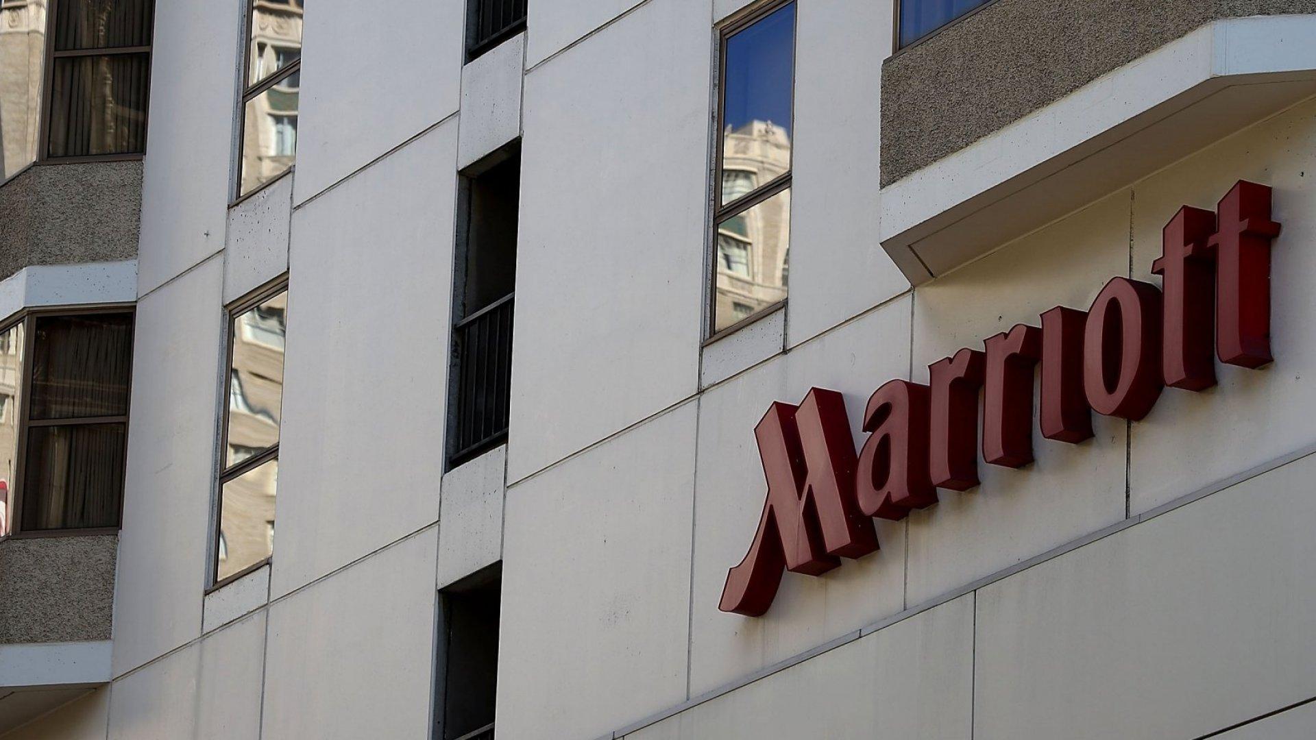 Up to 500 Million Customers' Data Stolen in Massive Marriott Security Breach