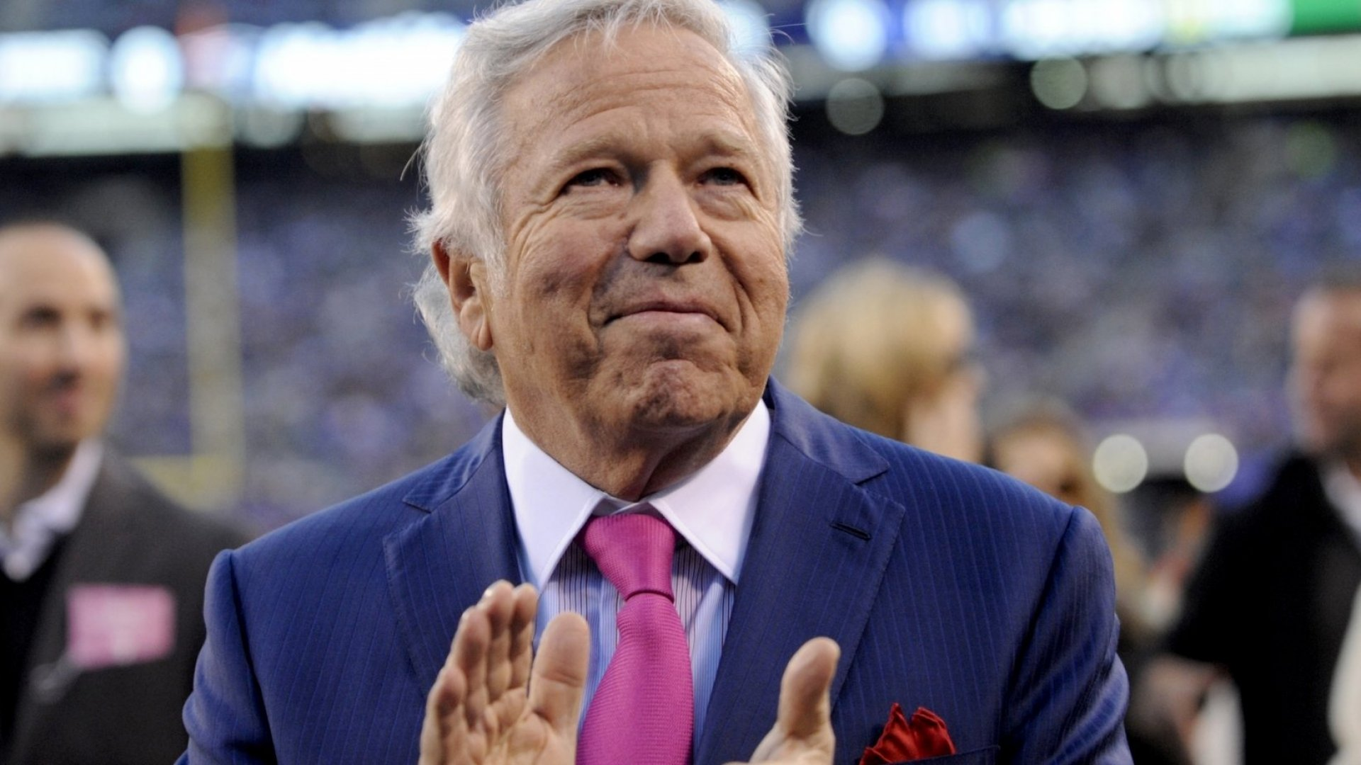 From $227 Million to $3.8 Billion: The Unlikely Story of How Robert Kraft Bought the New England Patriots