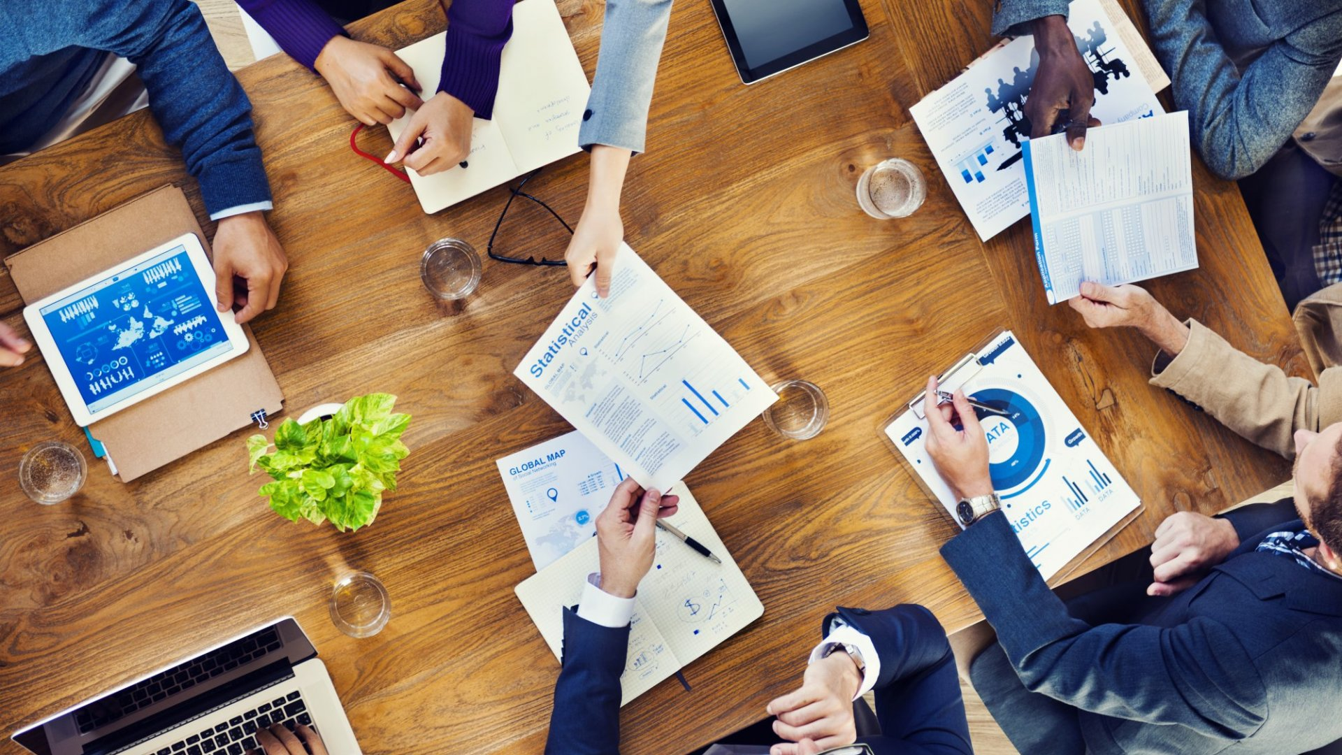 4 Things You Need To Know To Build A High Performing Team