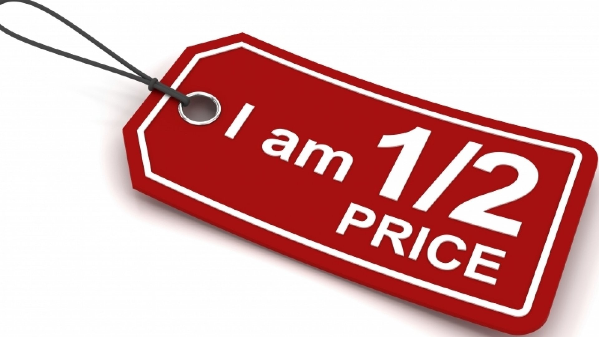 What Customers Want:  Half the Price or Twice as Good