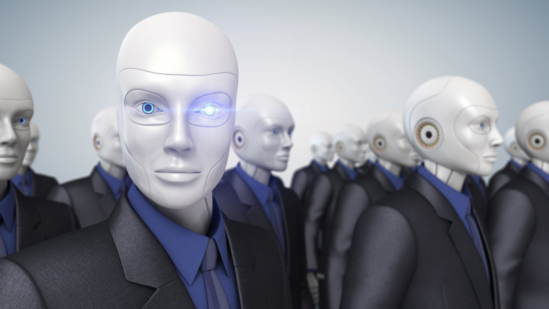 9 Tech Entrepreneurs Who Believe Robots Could Soon Replace Human Workers