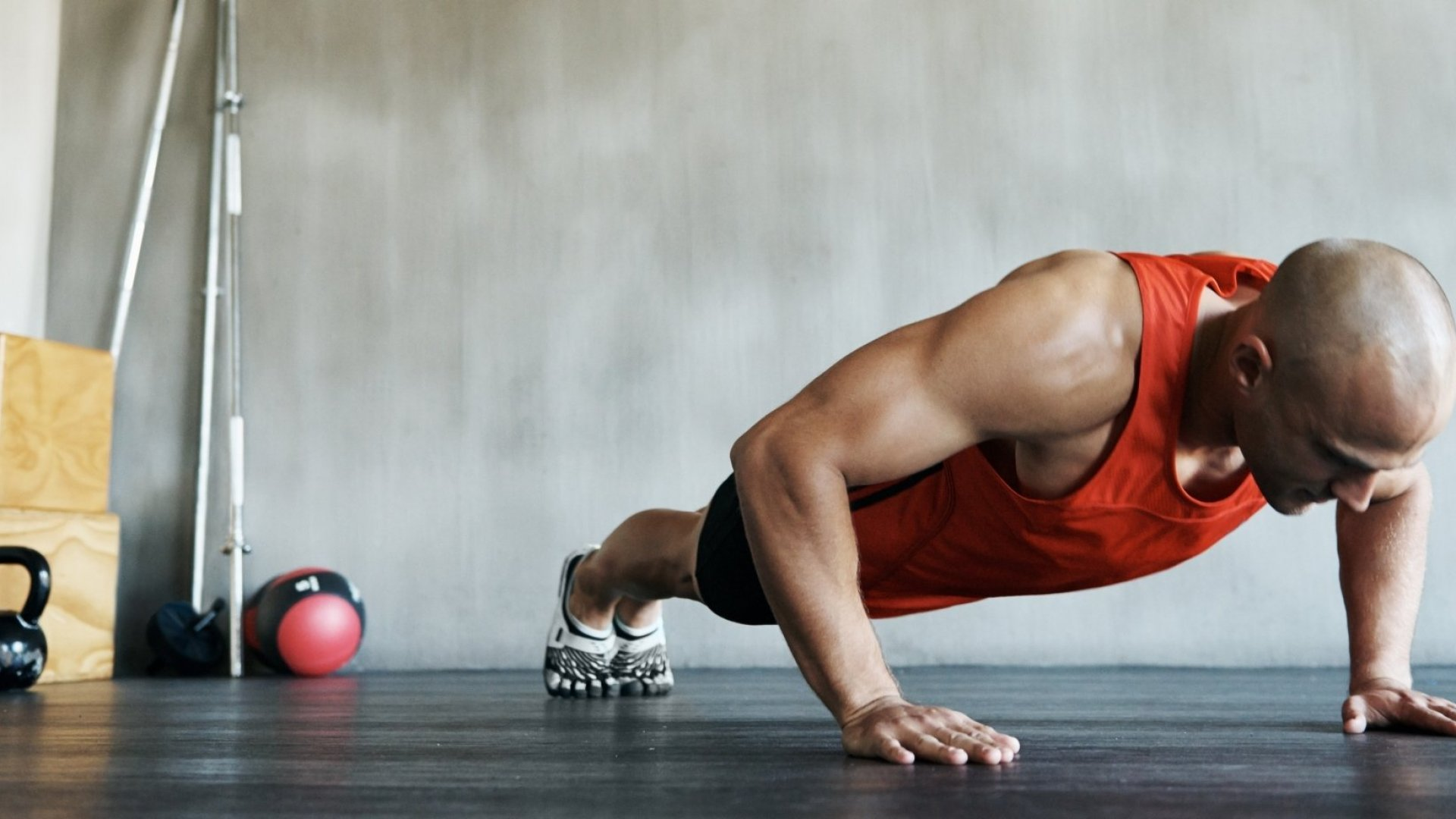 Here's What Happened When I Did 100,000 Pushups and 50,000 Sit-Ups