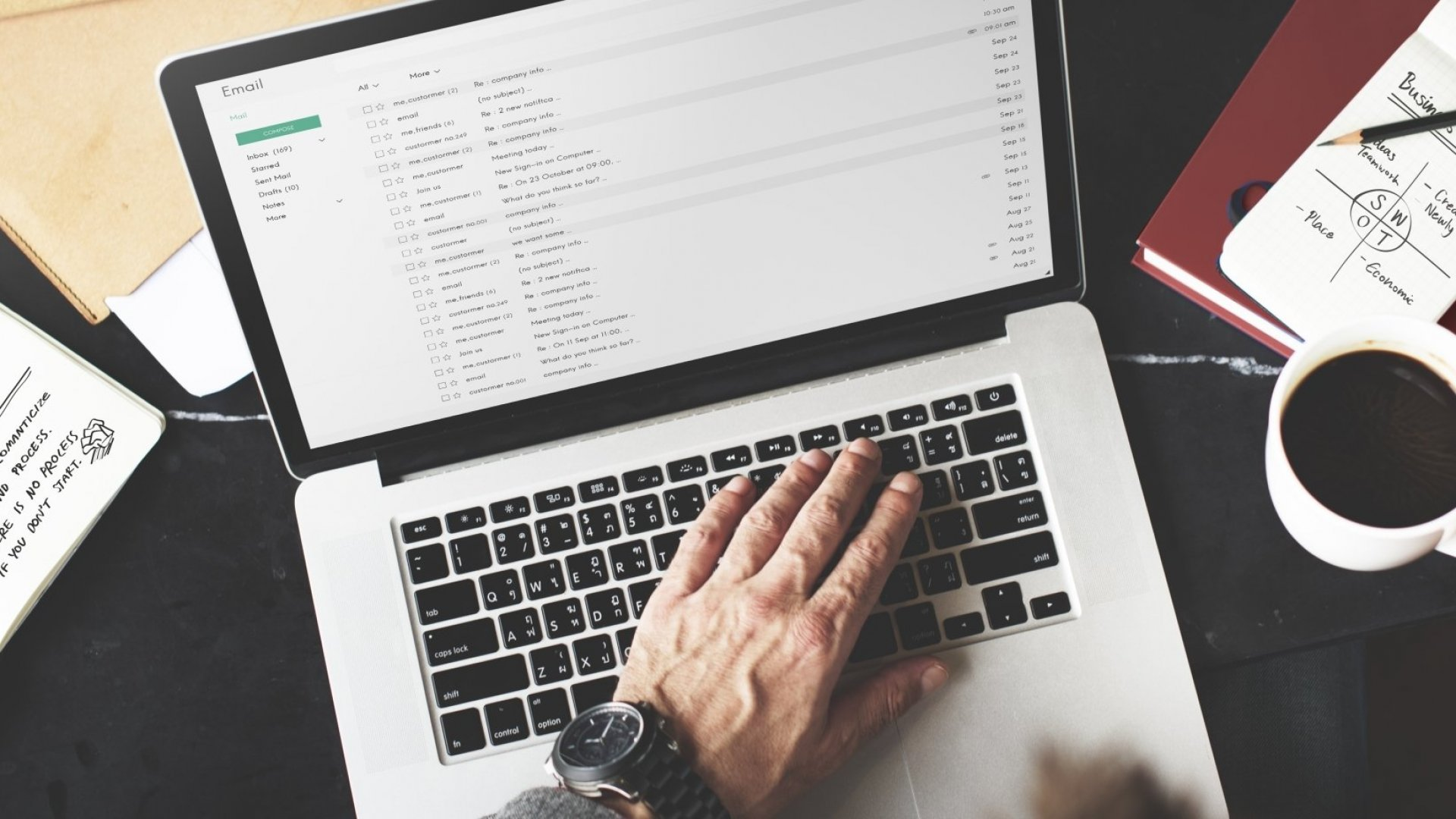 You Probably Waste 4 Hours a Day on Email. 5 Tools to Cut That in Half