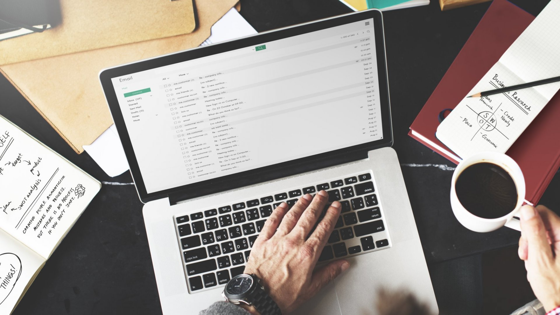 7 Email Rules We Live by at My Small Business