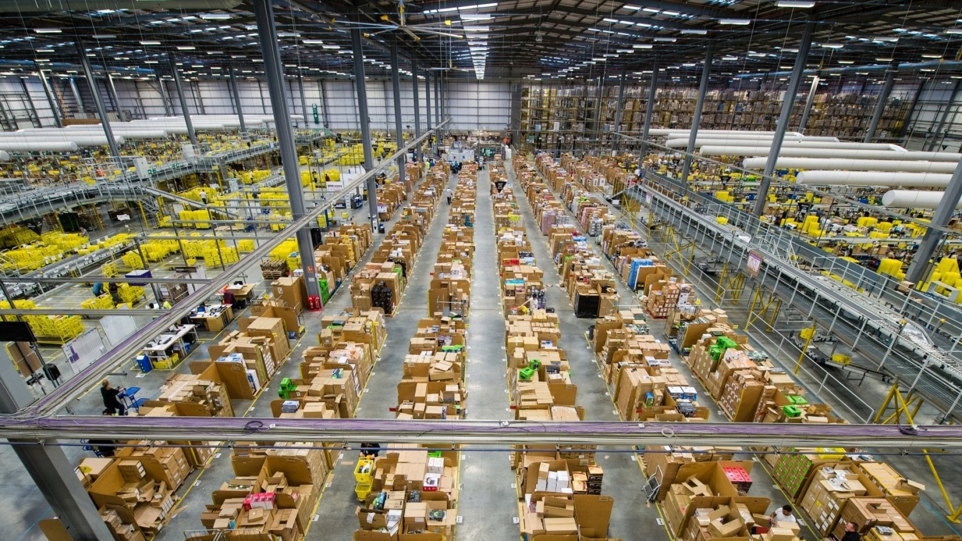 How This Year-Old Amazon Unit Hit $1 Billion in Revenue