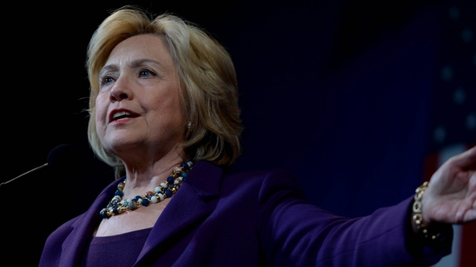 Hillary Clinton on Why Alzheimer's Research Is the Best Place to Invest Money