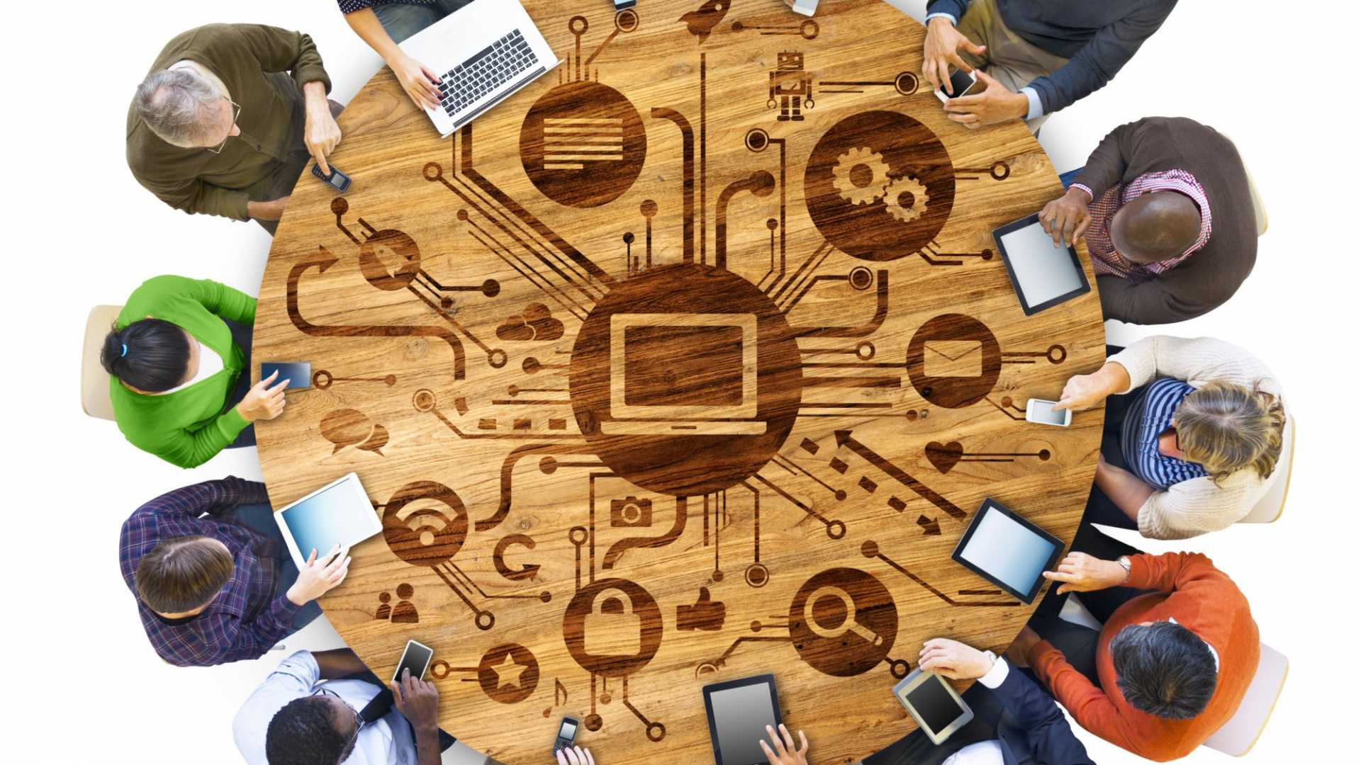 Digitalizing Your Business Means Re-Imagining How It Operates