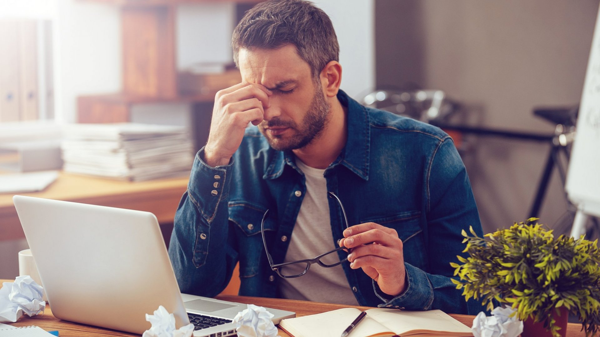Is Everyone You Know Stressed Out? Psst--Maybe It's You