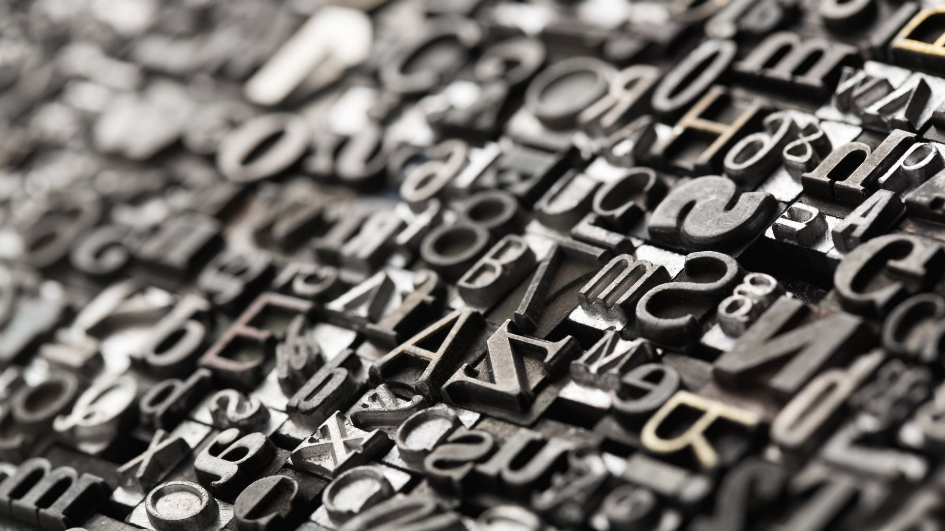 Get This: The Font Of All Creativity Has Actually Been Captured In A New Font