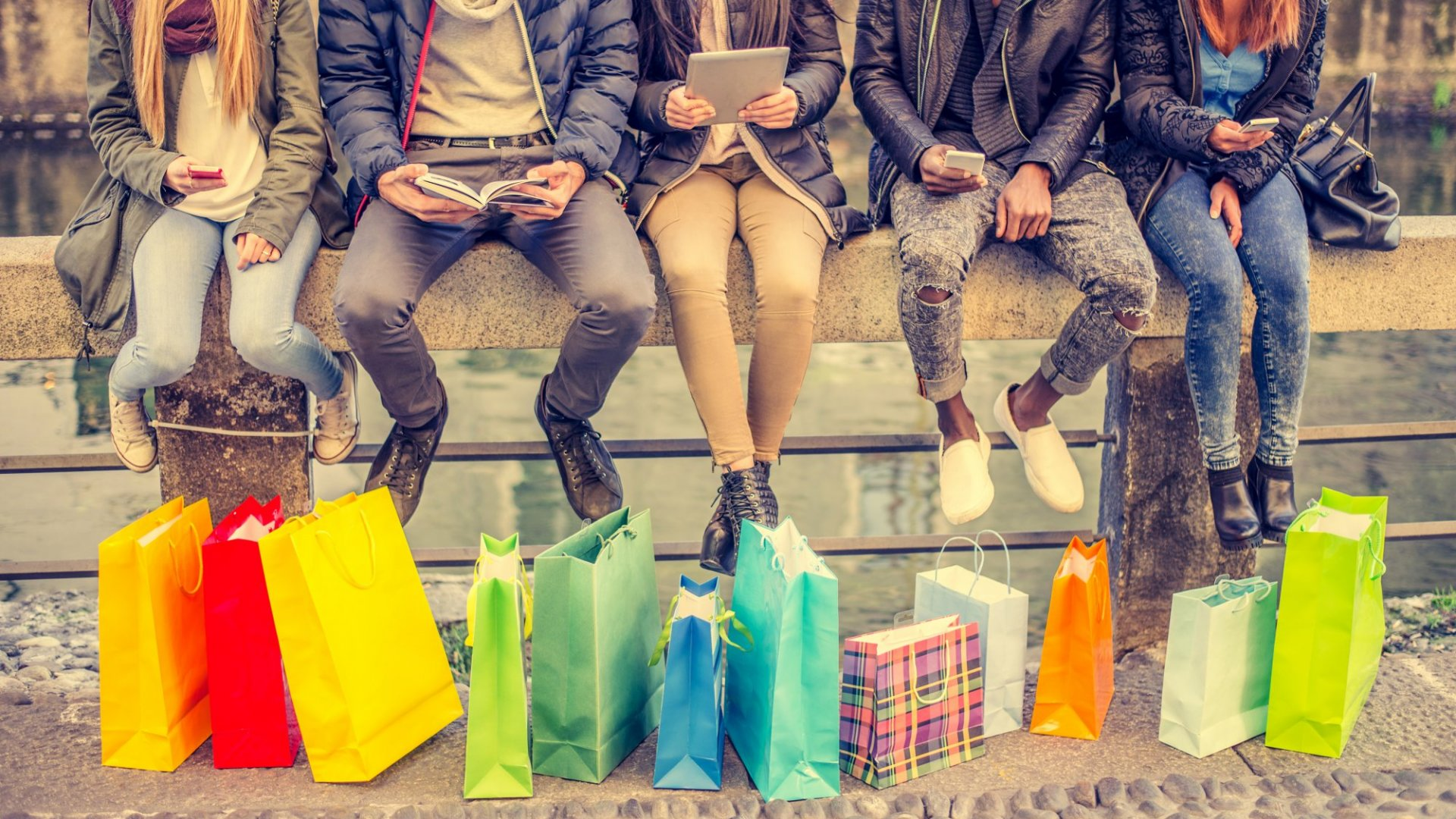 The New Retail: Showrooming, Webrooming, And Scanswapping Are How Millennials Shop