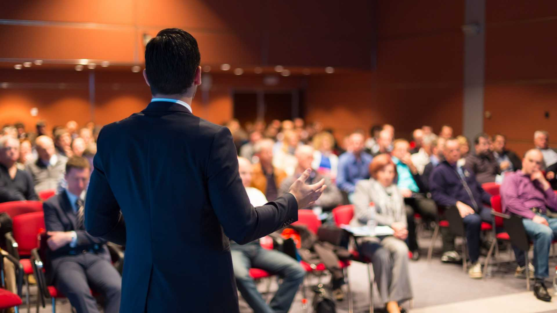 The Key to Being an Effective Public Speaker