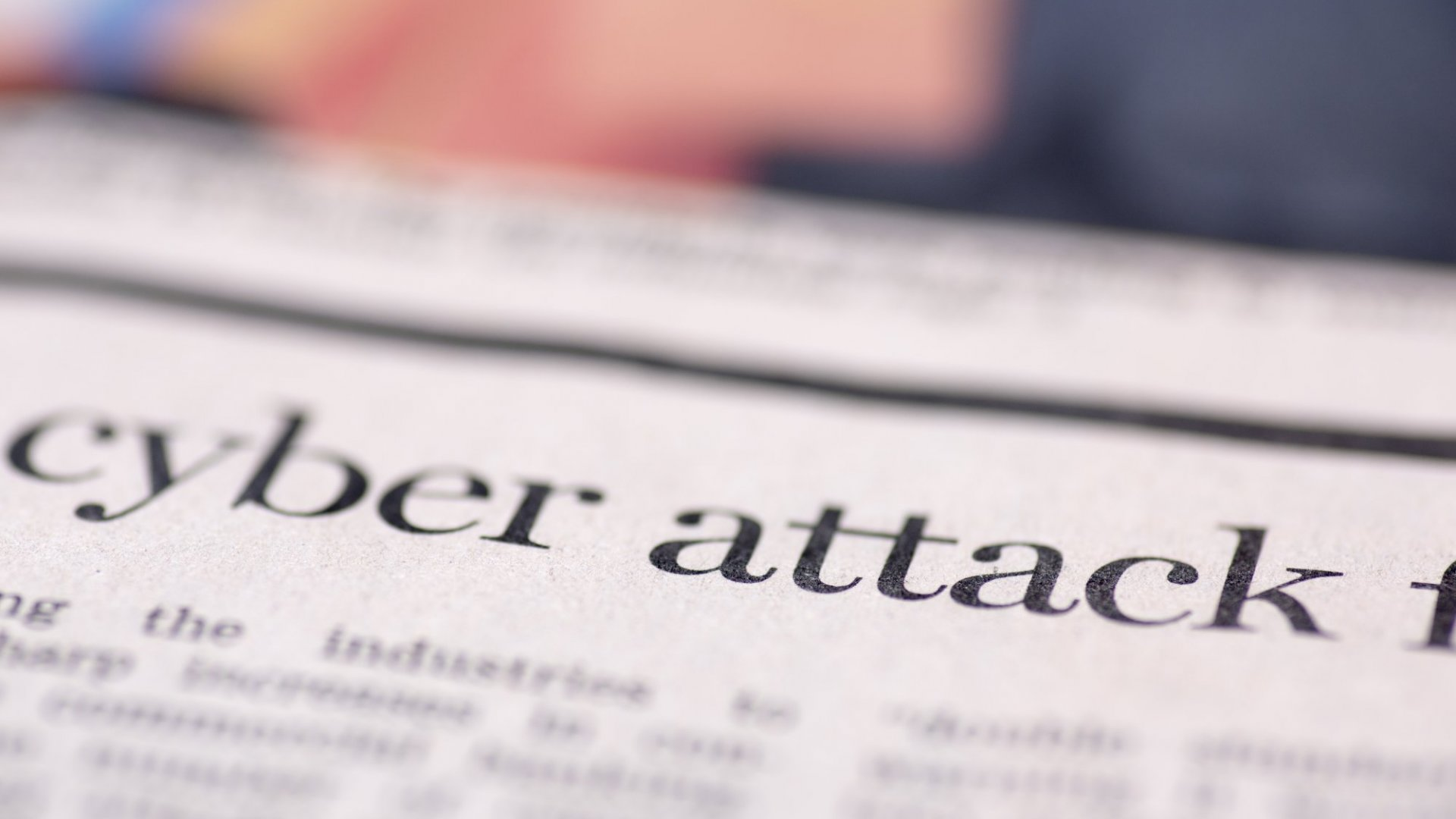 Is Your Business Vulnerable to a Cyberattack?