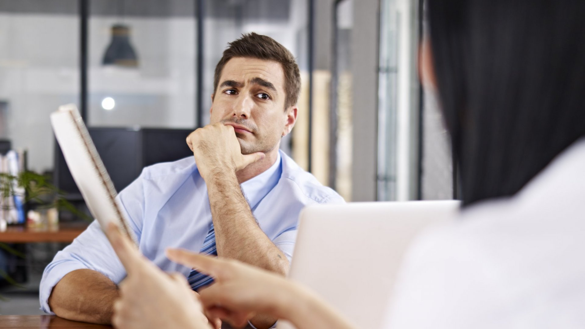 Should You Listen to Your Gut in a Job Interview?
