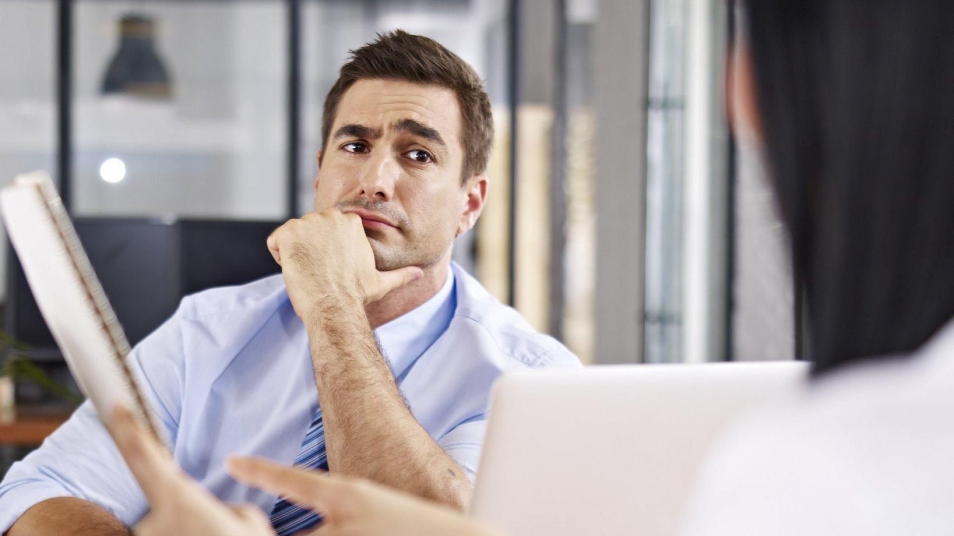 7 Worst Mistakes Bad Bosses Always Make