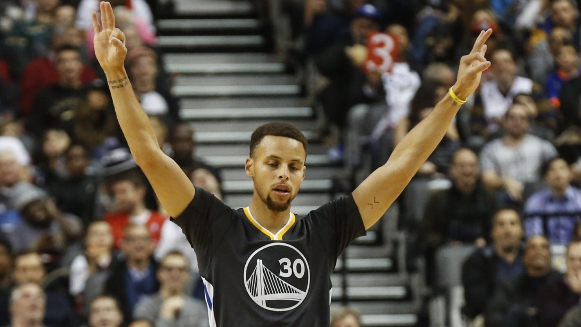 NBA's Stephen Curry on the Kind of Success That's Difficult to Copy