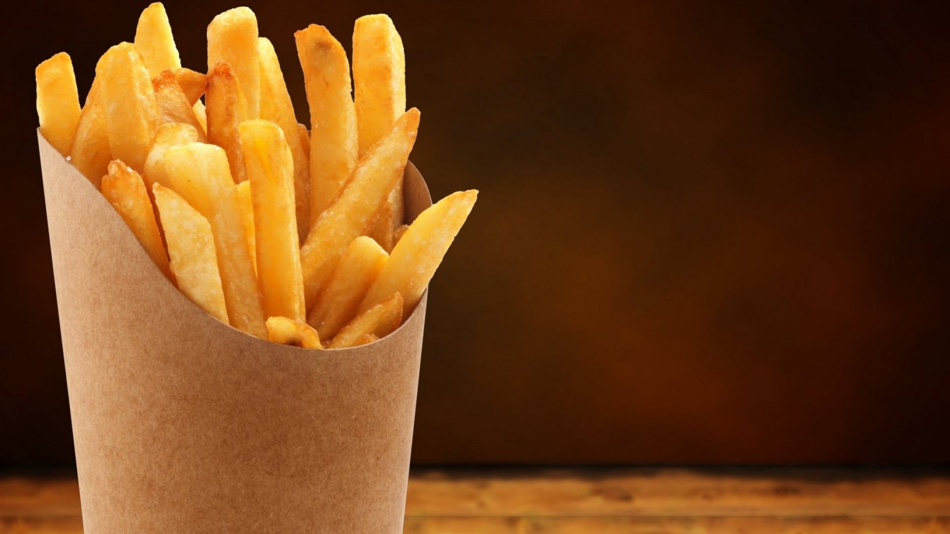 And what would you pair those fries with?