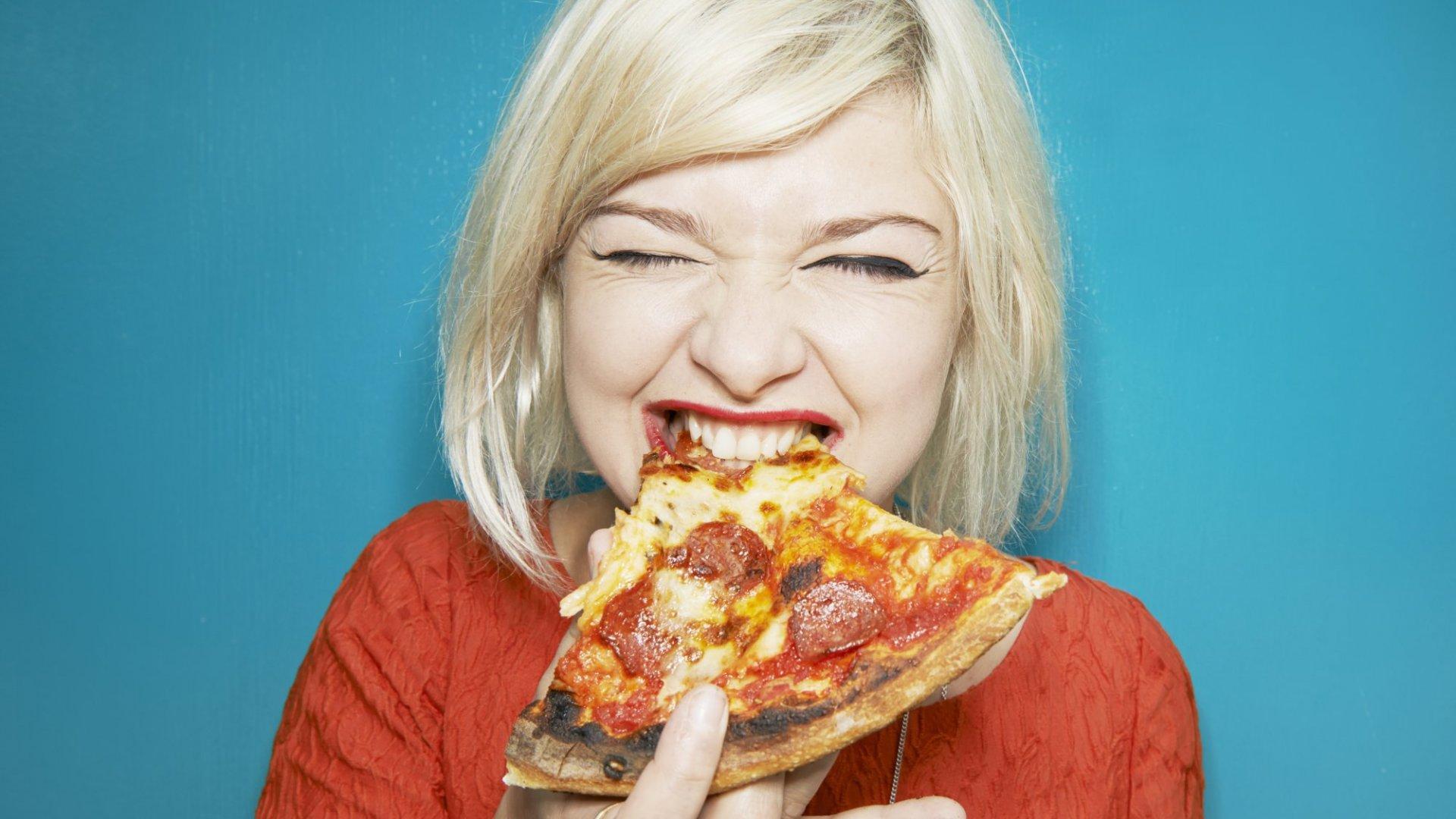 Behavioral Economics Explains Why People Love Pizza