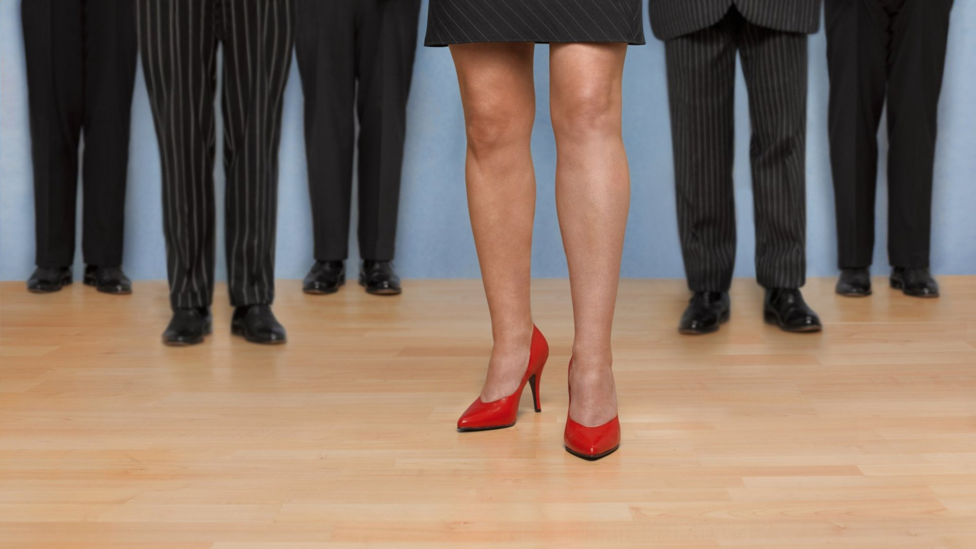 Time For High Heels at the Table? All-Male Boards Cost $655 Billion